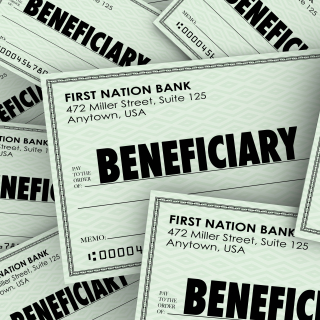 Beneficiary designation