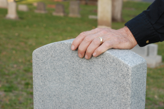 Death of unhappy spouse