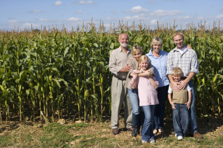 Farm family 3