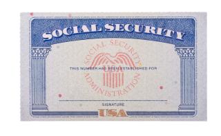 Social security 5